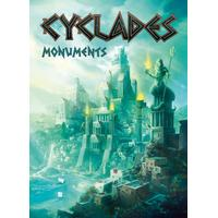 Matagot Cyclades: Monuments