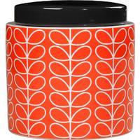 Orla Kiely Linear Stem Opbevaringsglas 1 L