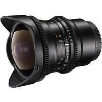 Walimex Pro 12mm/3.1 Fisheye for Canon EF