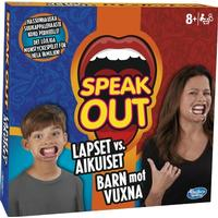 Speak Out Kids vs Parents (Svenska, Finska)