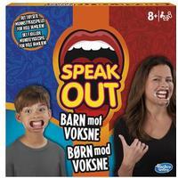 Speak Out Kids vs Parents (Dansk)