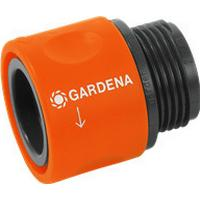 "Gardena Threaded Hose Connector 26.5mm (G3/4"")"