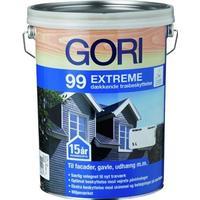 Gori 99 Extreme Træbeskyttelse Hvid 5L