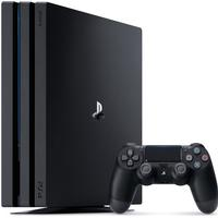 Sony Playstation 4 Pro 1TB - Black Edition