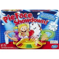 Hasbro Pie Face Showdown!
