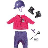 Zapf Baby Born Deluxe Pony Farm Riding Outfit
