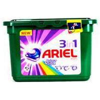 Ariel Colour Pods 3in1 19-pack Washing Tablets