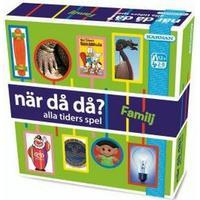 Egmont Kärnan När Då Då? Familj (Svenska)