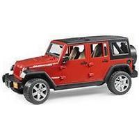 Bruder Jeep Wrangler Unlimited Rubicon 2525