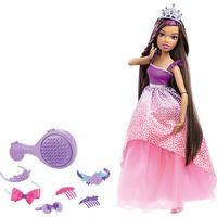 "Mattel Barbie Endless Hair Kingdom 17"" Princess Doll"