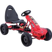 MegaLeg Pedal Gokart Champion til børn 4-10 år