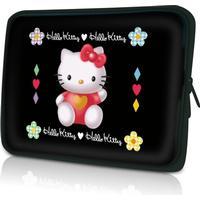 Hello Kitty Datorfodral-hello kitty svart