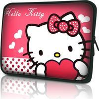 """Hello Kitty Laptopfodral rosa hello kitty - 10\"""", 13\"""", 15\"""