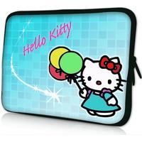 Hello Kitty Datorfodral hello kitty blå