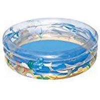 Bestway 59 x 21-inch Transparent Sea Life Pool
