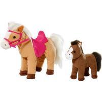 Zapf Baby Born Pony Farm Interactive Sunny & Baby