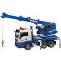 Bruder MAN TGS Crane Truck with Light & Sound Module 03770