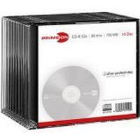 Primeon CD-R 700MB 52x Slimcase 10-Pack