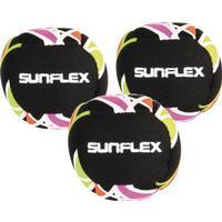 Sunflex Funballs - 3-pak - Neopren Glow