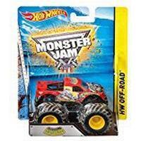 Hot Wheels Monster Jam Truck(Assorted models)