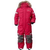 Didriksons Migisi Kid's Coverall - Flag Red (152500631305)