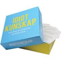 Kylskapspoesi Idiotkunskap (Svenska)