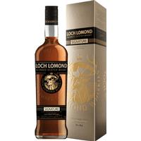 Loch Lomond Signature Blended Scotch Whisky 40% 70 cl