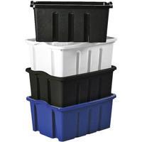 Plast1 klodskasse - 13 liter