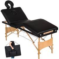 TecTake Massagebänk 4 zoner 401769