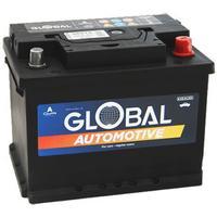 Global SMF L2 Startbatteri 62Ah (Automotive) 242 x 175 x 190 mm