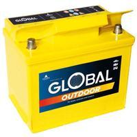 Global Fritidsbatteri 75Ah 75Ah (Outdoor) 265 x 174 x 224 mm