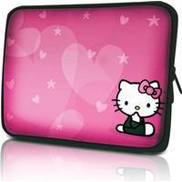 """Hello Kitty Laptopfodral hello kitty heart - 10\"""", 13\"""", 15\"""", 17\"""