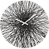 Koziol Silk 44.8cm Wall Clock