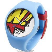 Watch Shop Unisex Breo Classic Pow Blue Watch B-TI-CLCP4
