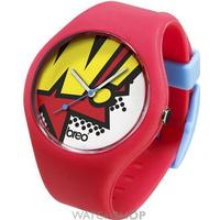 Watch Shop Unisex Breo Classic Pow Red Watch B-TI-CLCP10