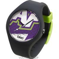 Watch Shop Unisex Breo Classic Zap Black Watch B-TI-CLCZ7