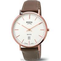 Watch Shop Mens Boccia Watch B3589-04