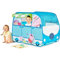 Worlds Apart Peppa Pig Campervan Play Tent