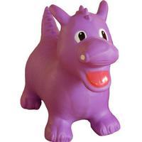 Hippychick Happy Hopperz - Purple Dino