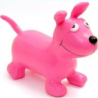 Hippychick Happy Hopperz - Pink Dog