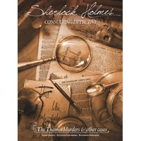 Ystari Sherlock Holmes Consulting Detective: The Thames Murders & Other Cases (Engelska)