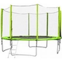 inSPORTline Trampoline + Froggy Pro Safety Net 366cm