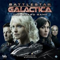 Fantasy Flight Games Battlestar Galactica Pegasus (Engelska)