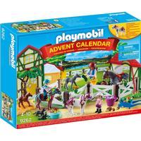 Playmobil Adventskalender Bondgård 9262