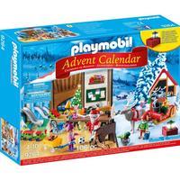 Playmobil Advent Calendar Santa's Workshop 2017 9264