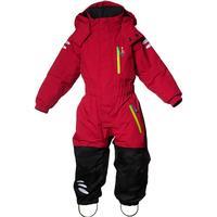 Isbjörn of Sweden Penguin Winter Jumpsuit - Fierce Red (370)