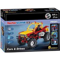 Fischertechnik Cars & Drives 516184