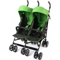 Chic 4 Baby Zwillingsbuggy Comfort green stars grün