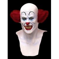 Ghoulish Pennywise Läskig Clown Latexmask