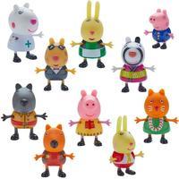 Character Peppa Pig Dress Up 10 Figure